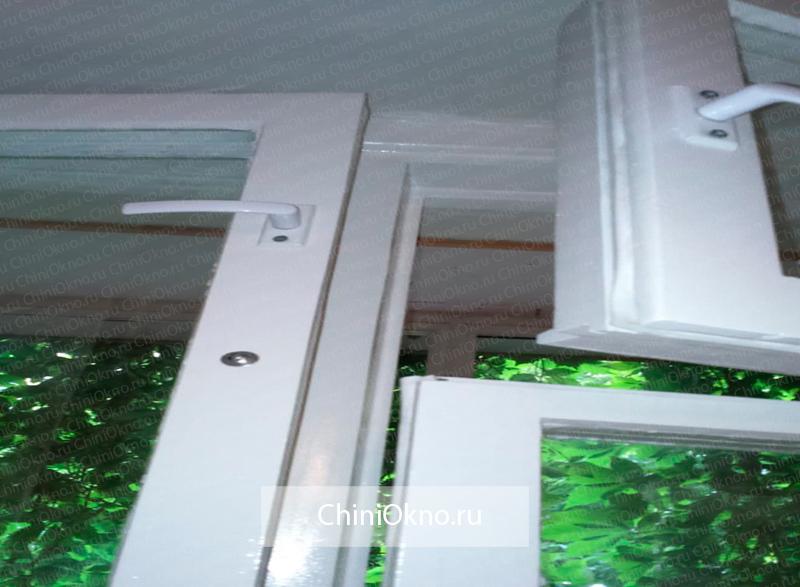 результат проведения реставрации деревянного окна